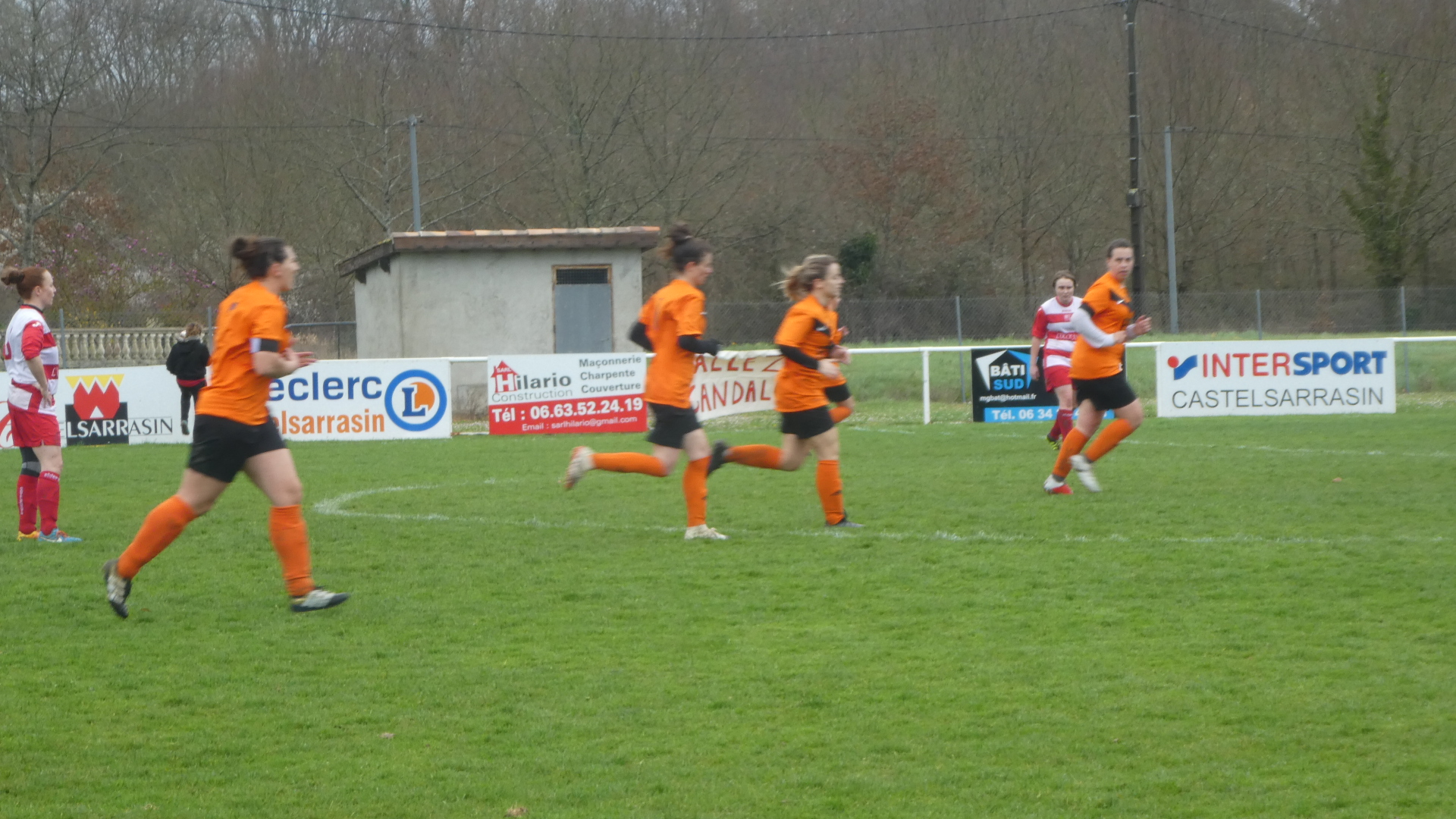 TRISTOUNET, LE WEEK-END DU DFC