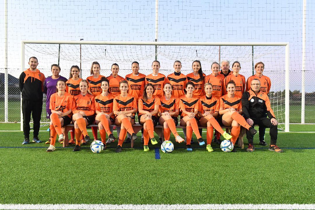 DFC féminines équipe 1