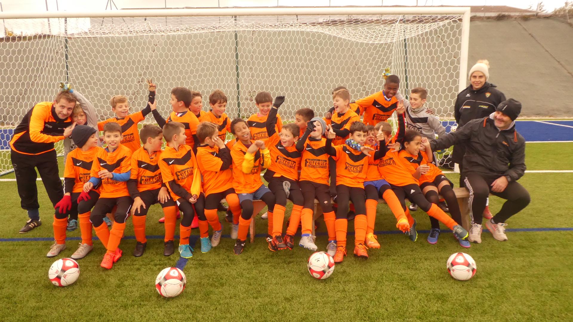 DFC u11 équipe 1