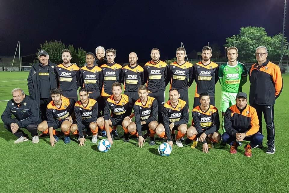 DFC séniors équipe 1