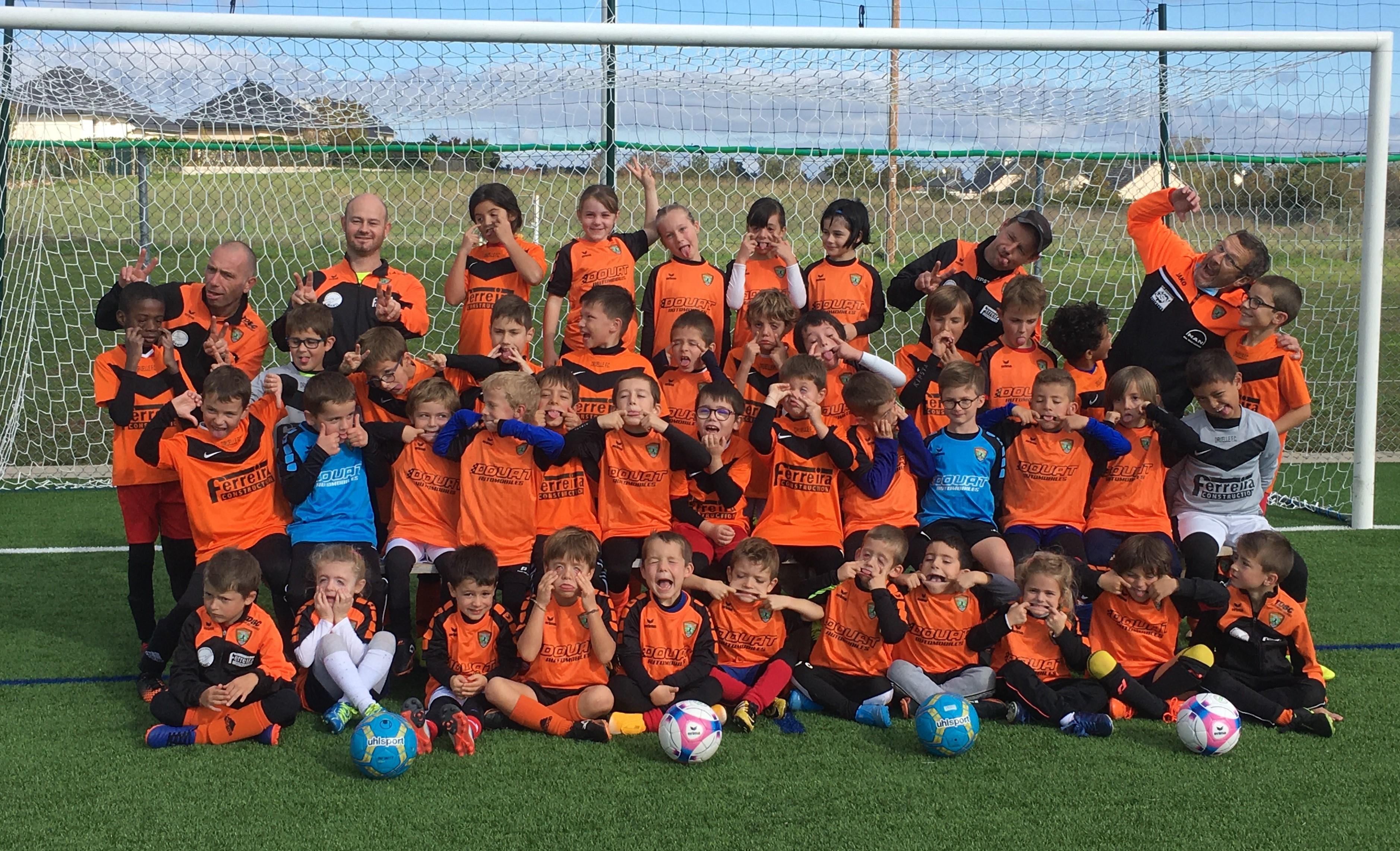 DFC u9-u7 équipe 1