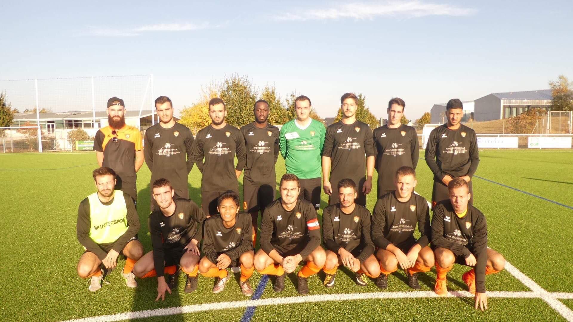 DFC séniors équipe 2
