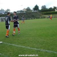 Coupe de France - DFC - Bas Rouergue 04/09/2011