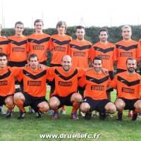 Équipes saison 2012 - 2013