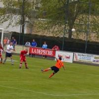 Coupe d'Aveyron - demi finale - Séniors - Agen - 08/05/2013