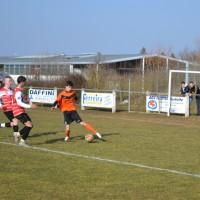 U19 - DFC / Ent La Dreche - 02/03/2013