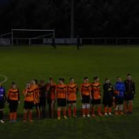 Coupe des réserves demi finale féminines Rieupeyroux 19 avril
