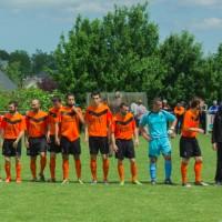 17 mai Séniors 1 contre Lalbenque