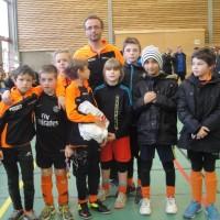 U10 tournoi Espoir Foot 88