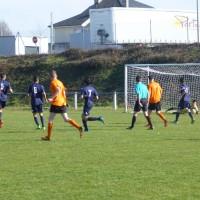 U19 DFC/Albi 2 à 3